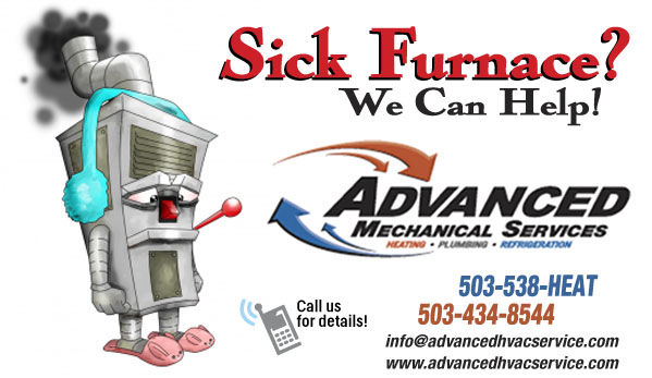 Furnace Repair Portland, OR